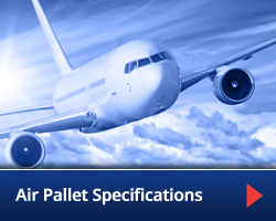 Air Pallet Specifications